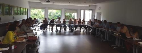 réunion lancement InnoPlant²