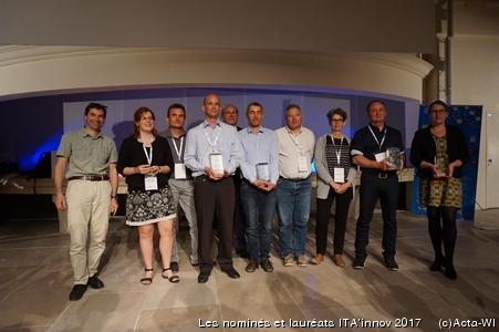 les nominés ITA'innov 2017
