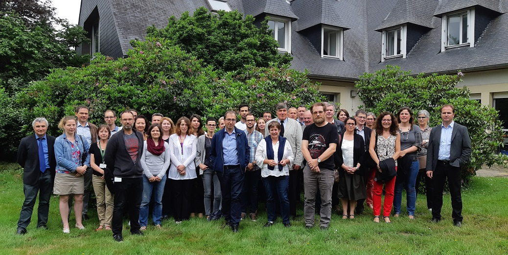 photo groupe lancement InnoPlant²